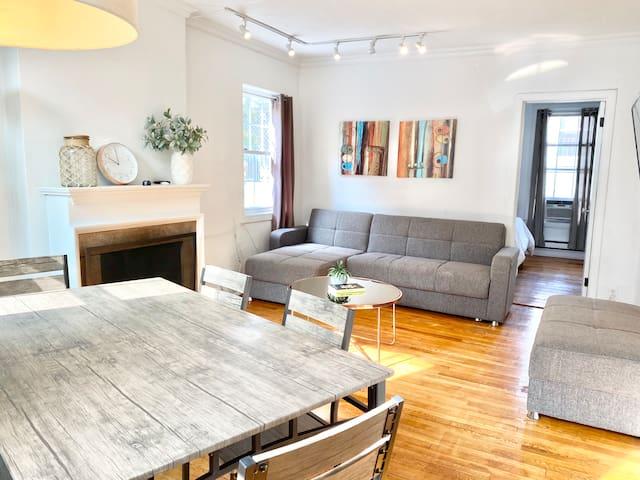 Romantic 1 bedroom Apartment in West Village