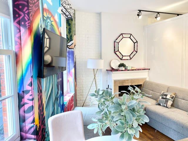 Romantic 2 bedrooms Apartment in West Village