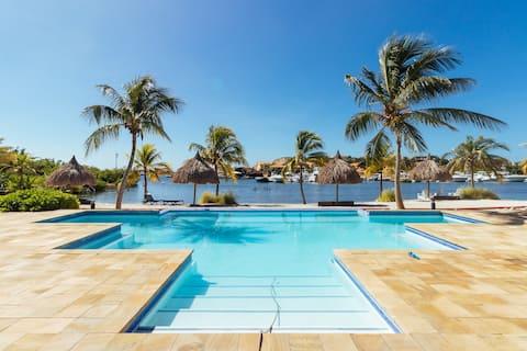 Beach Apartment at Spanish water resort Janthiel