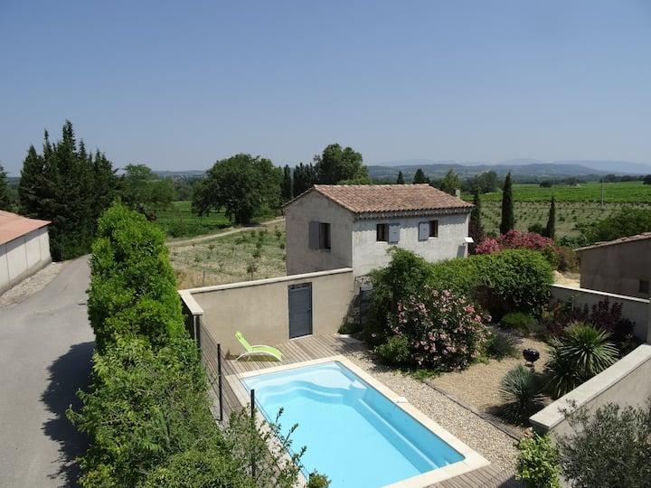Maison avec piscine privée proche vaison