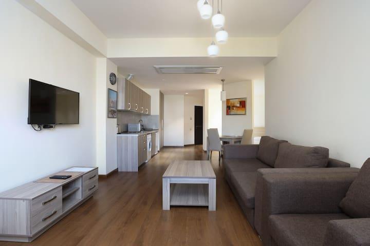 Studio Apartment on Buzand 17