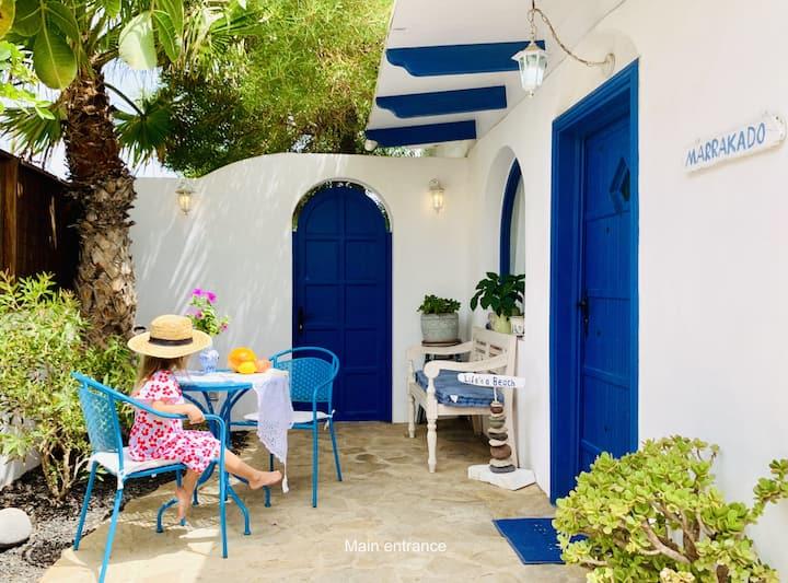 Casa Marrakado - strandnah!