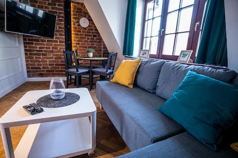 Apartament PoProstu - z tarasem