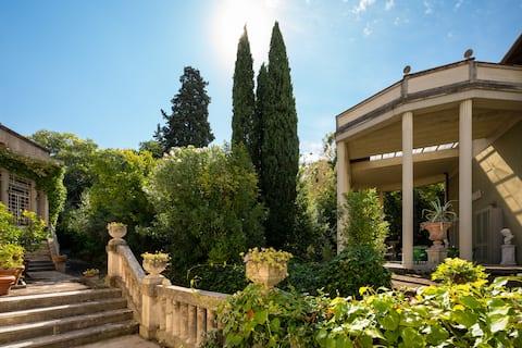 Suite in Villa La Fenice
