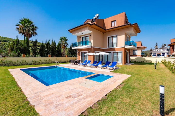 3 Bedroom- Brand new Villa in  Hisarönü - Ölüdeniz