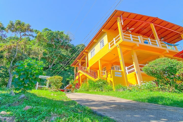 Eco Lodge Apartment - Garden & Forest - Ocean View