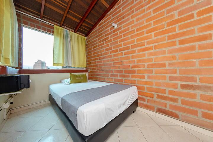 Ayenda 1231 Paradise Center, Single Room
