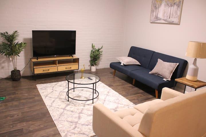 *Elegant & Cozy 2BD,2BTH for Enjoyment&Relaxation!