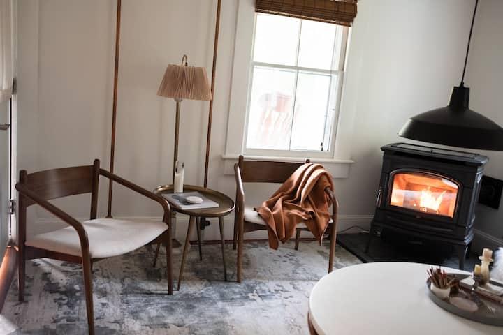 Delaware River house on scenic US 97-20 Min ➡️ Ski