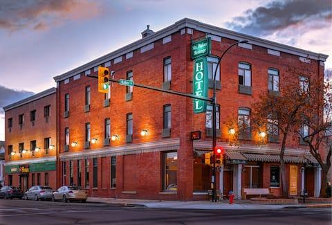 The Mount Baker Hotel Suite 201