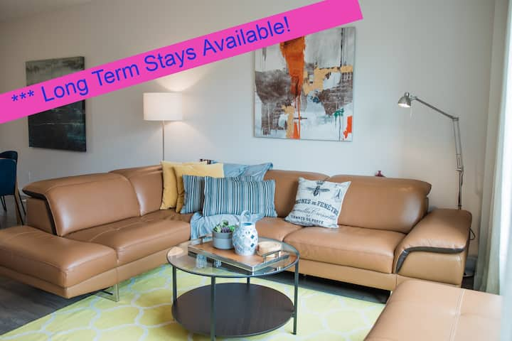 Style & Comfort in Griesbach Village