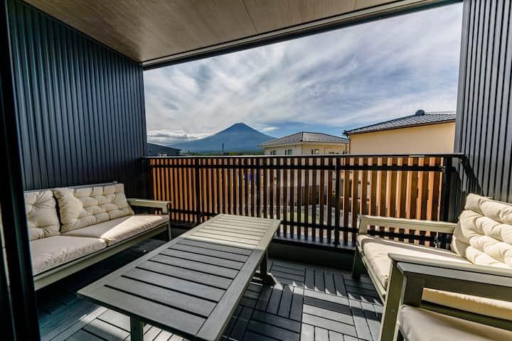 Mt. Fuji Resort Club -RIN- Luxuary villa Mt. view