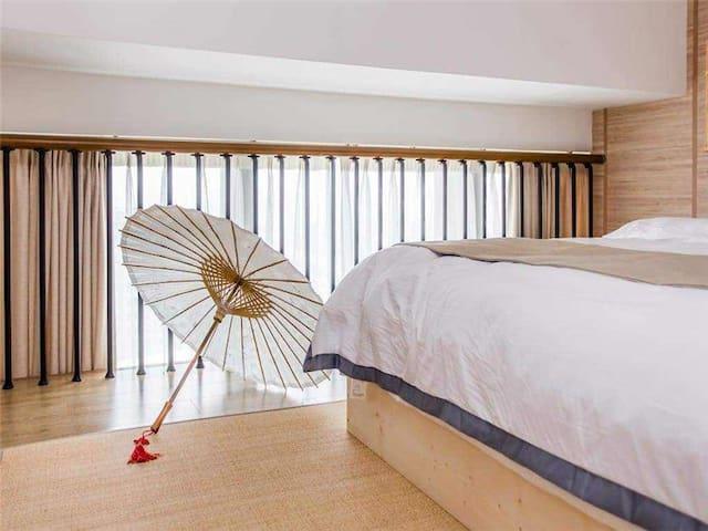 【城宿•序曲 /前言】高层落地窗/家庭投影/平泷路