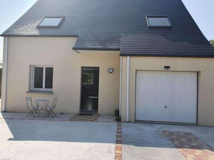Maison neuve proche Bain de Bretagne et Janzé