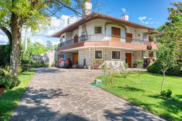 Villa Margherita-Charming APT with garden! x6