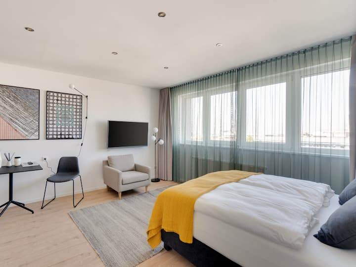 Limehome Darmstadt - Classic Suite