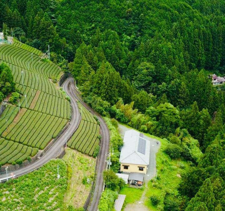 【GOTO】Relax in the mountain for up to 6 people