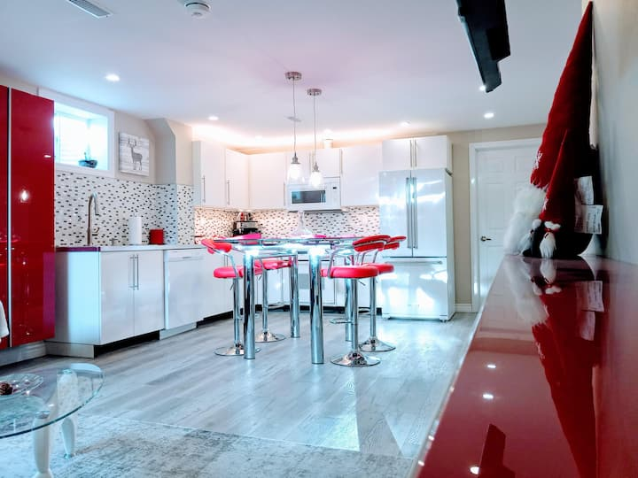Modern and Luxuries One Bedroom Apartment
