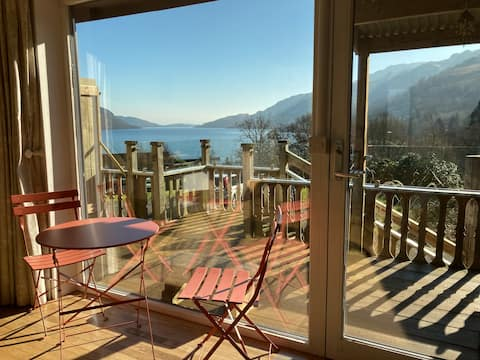 Ben Lomond Boutique Suite, Dramatic Loch Views