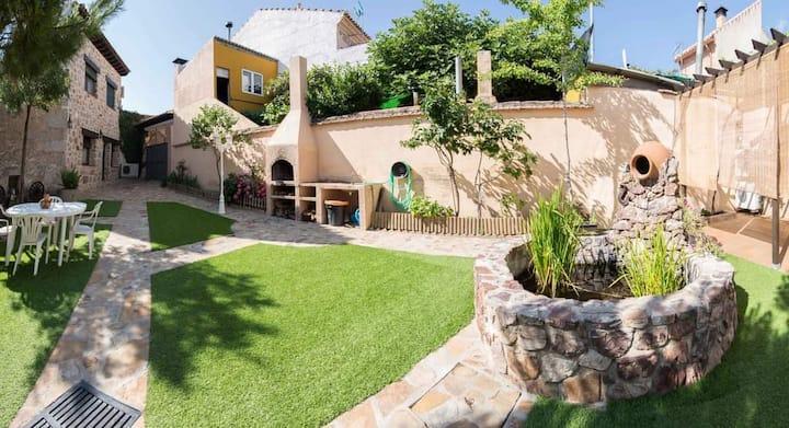 Casa rural en San Pablo de los Montes (Toledo)