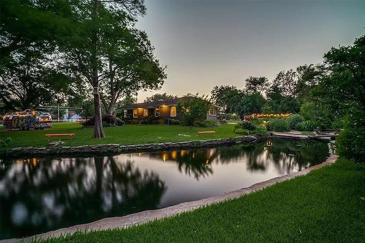 Enchanted Zen Garden Luxury Estate