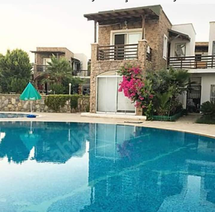 Well designed flat in the centre of Bodrum