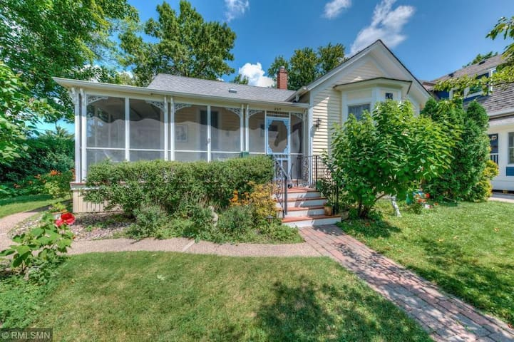Beautiful historic home in downtown Excelsior