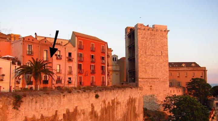 Appartamento piazza Santa Croce Castello