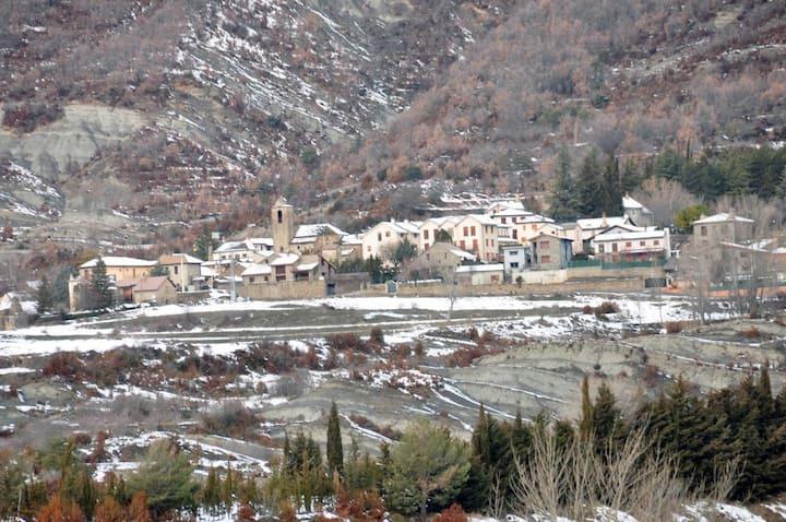 Duplex Rural Casa Bergua en Arguis