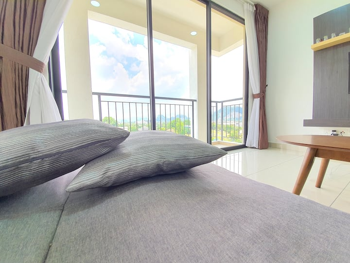 Ipoh Tiger Lane Residences with Three Bedrooms