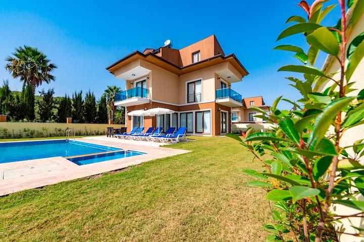 3 Bedroom- Brand new Villa in Hisarönü - Ölüdeniz