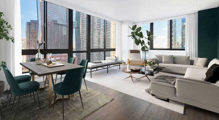 Live + Work + Stay + Easy | 1BR in New York
