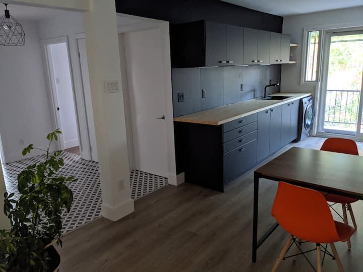 Jolie chambre dans appartement rénové