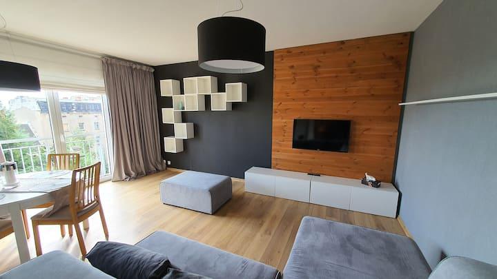 Apartament 92m2 - Wifi/TV - Dużo przestrzeni