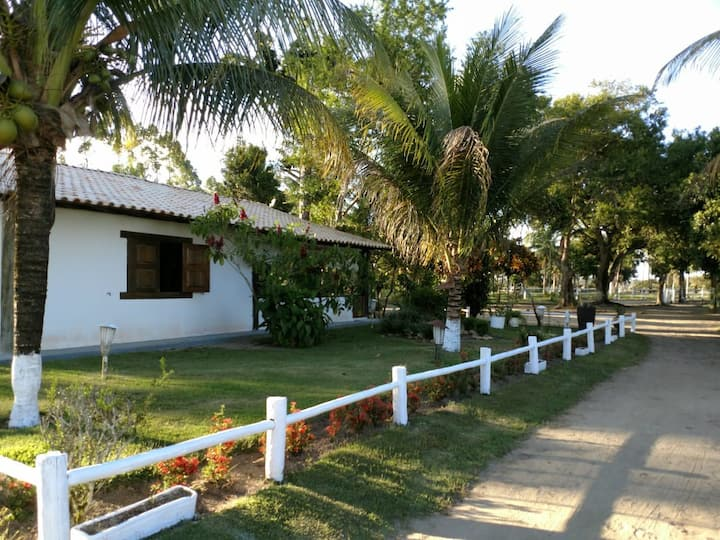 Fazenda próxima de Trancoso no Sul da Bahia