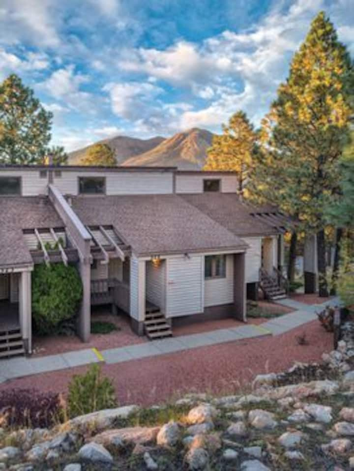2 bedrm Deluxe cabin/condo.  Wyndham Flagstaff