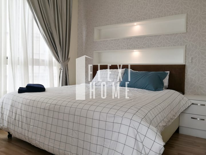 9am-5pm,Work fr Home,Shaftsbury 1Bedroom Cyberjaya