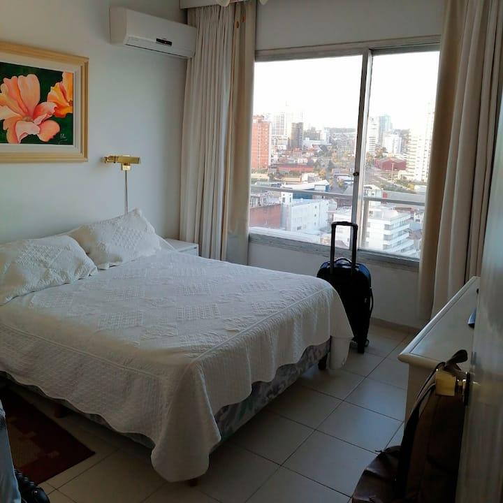Apartamento en Piso 10 con vista al mar