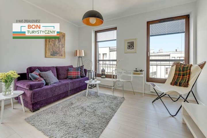 Comfortable and bright apartment_Old Town_Sz7/28