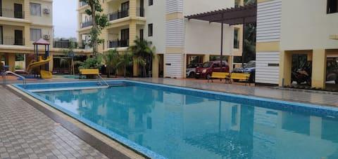 Appartement 1 Patnem-Palolem Beach Park