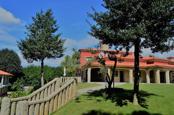 Villam Natura & Spa, capacidade para 19 pessoas