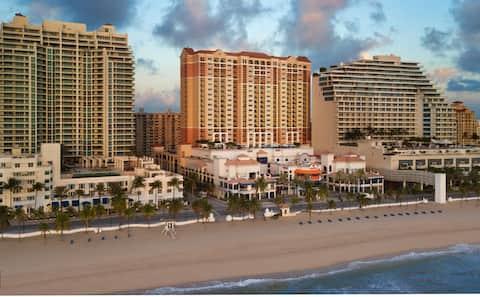 Ft. Lauderdale - Studio Marriott BeachPlace Towers
