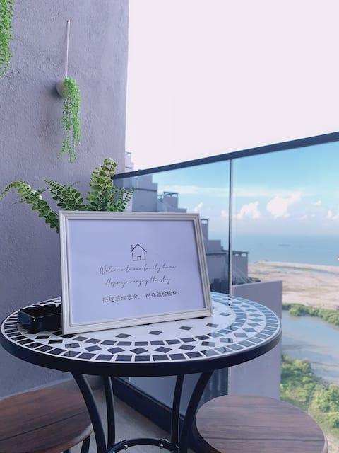 Seaview/Balcony/FreeWifi/JonkerStreet/Melaka/Town
