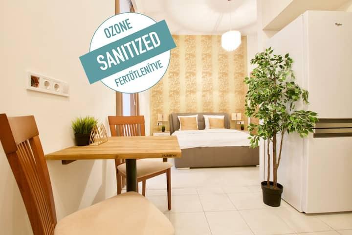 Premium Apartment by Hi5 - Studio - Irányi str