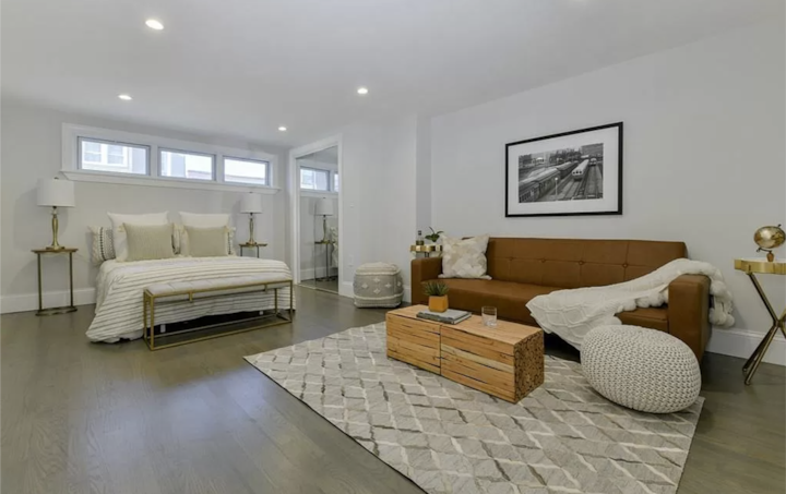 Newly renovated urban oasis | convenient & clean