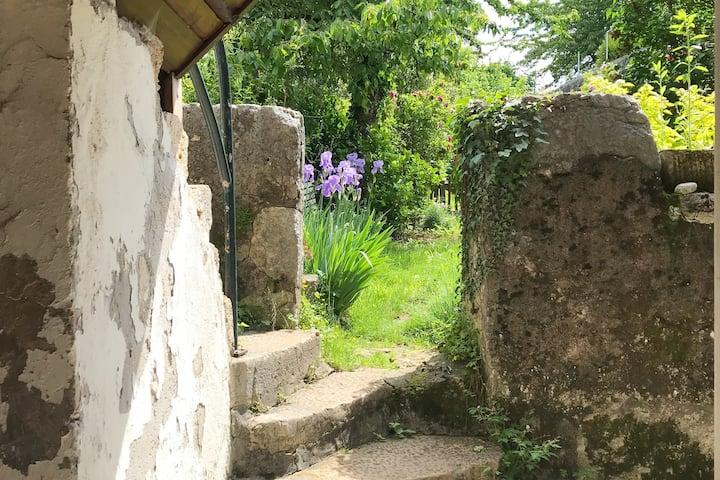 Au coeur du Vieil Annecy,  au calme avec jardin