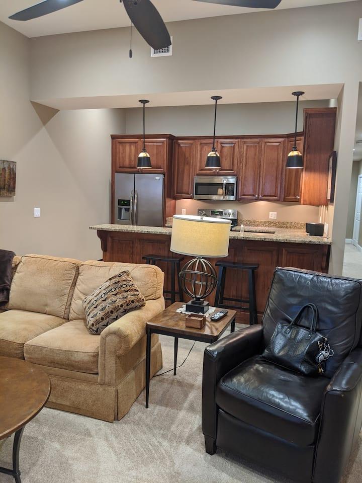 Downtown Marietta luxury apartment