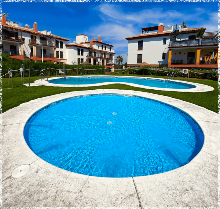 Fantastic located apartment family ,Golf ,relax