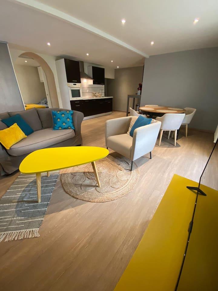 Appartement cosy proche de Lorient