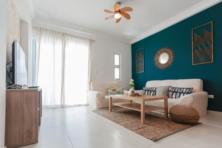 Stylish Seaside Apartment by Luxe Punta Cana